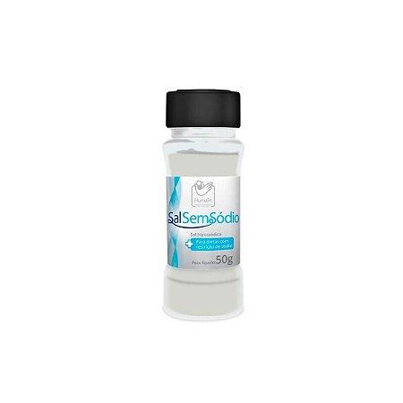 Sal sem Sódio da Hamalin - 50g