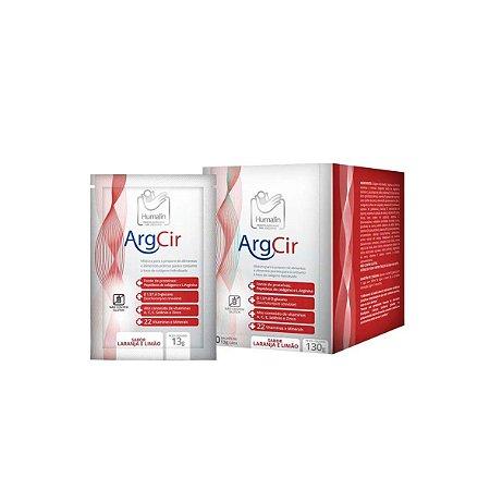 ArgCir de 13g, Mistura para o Preparo de Alimento da Humalin - Caixa com 10 Sachês
