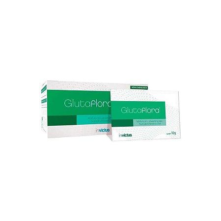 Módulo de L-Glutamina para Nutrição Enteral ou Oral GLUTAFLORA 10g - Unidade