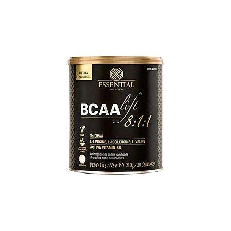 Suplemento BCAA Lift - 8:1:1 Limão - 210g