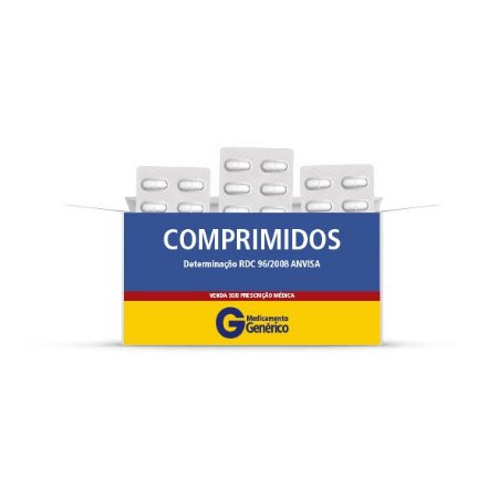 Sinvastatina 20mg da Sandor/Sinvastacor - 30 Comprimidos
