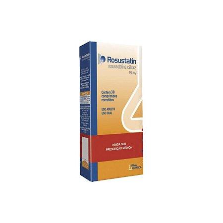 Rosustatin, Rosuvastatina 20mg da Nova Química - 30 Comprimidos