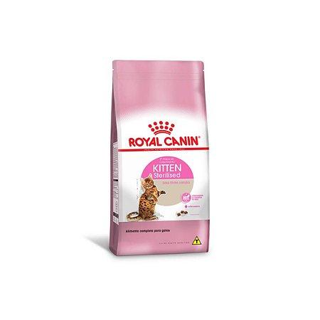 Ração Royal Canin Sterilised - Gatos Filhotes