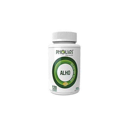 Óleo de Alho com 120 Cápsulas de 250 mg da Pholias - Unidade