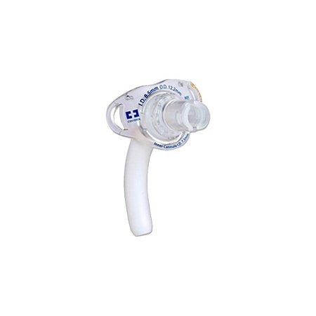 Cânula de Traqueostomia Flexível Shiley sem Balão, Descartável (Tapeguard) - Adulto