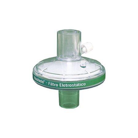 Filtro Barreira Bacteriano / Viral Eletrostático, Youshield - Unidade