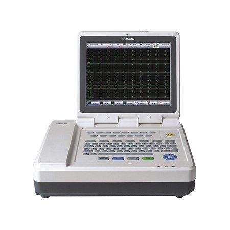 Eletrocardiógrafo de 12 canais CM1200 da Comen - Unidade