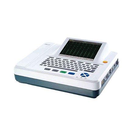 Eletrocardiógrafo 12 Canais CM1200A da Comen - Unidade