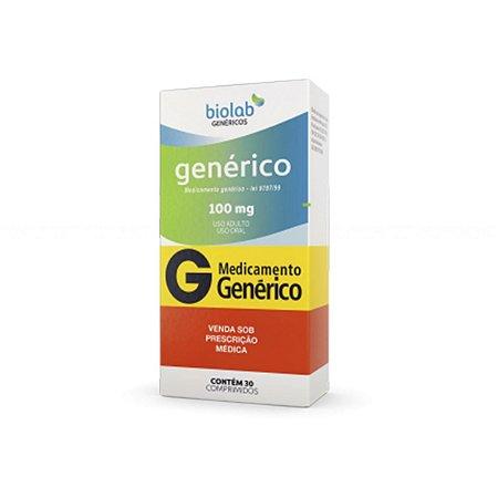 Atenolol 100mg da Biolab - Caixa 30 Comprimidos