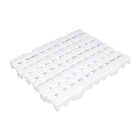 Estrado Plástico 40 X 50 X 4,5 Natural