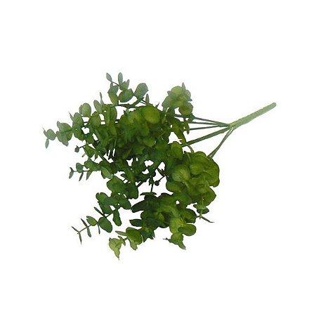 Mini buquet eucalipto