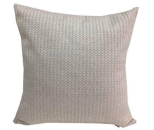 Almofada trico quadrada
