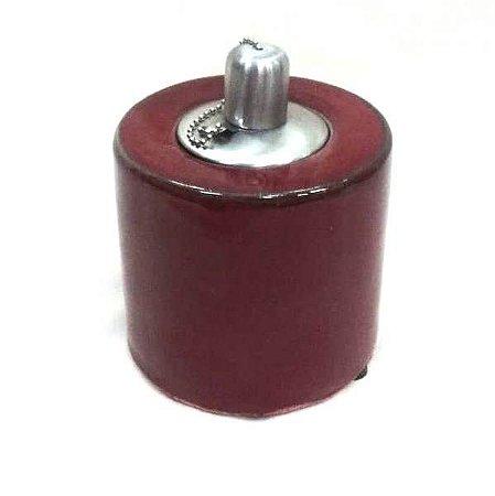 Tocheiro de cerâmica