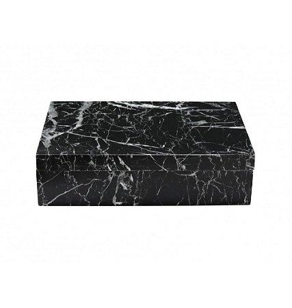 Caixa marmorizada G