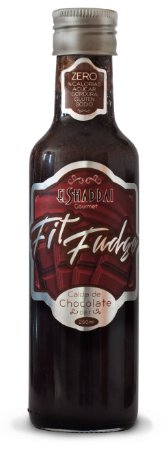 Calda de chocolate 250 ml ZERO
