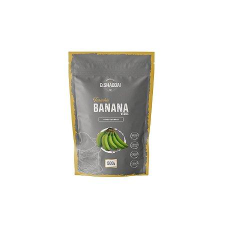 Farinha de Banana Verde 500g