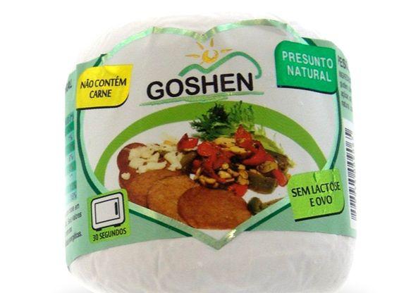 PRESUNTO DEFUMADO VEGANO GOSHEN - 300G