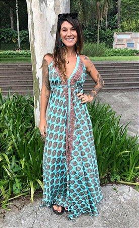 Vestido Solare Longo