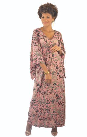 Vestido Agatha Longo