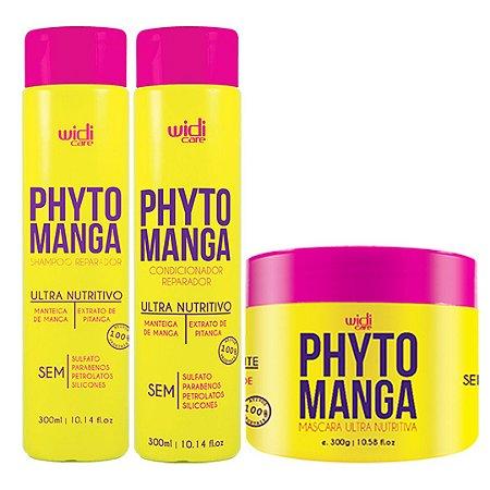 Kit Phytomanga Hidrata e Nutre - Widi Care