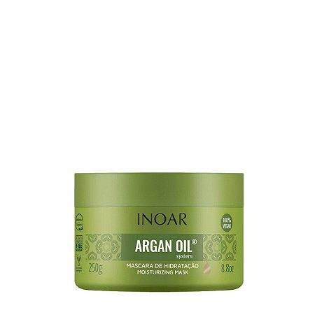 Máscara de Hidratação Argan Oil 250g - Inoar