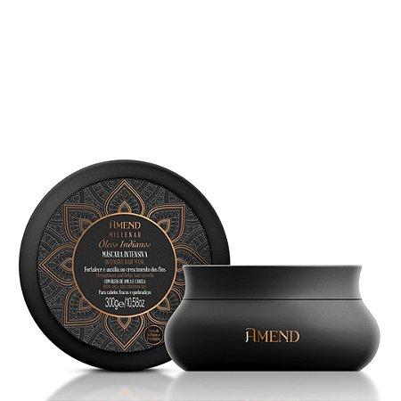 Máscara Intensiva Oleos Indiano Millenar 300g - Amend