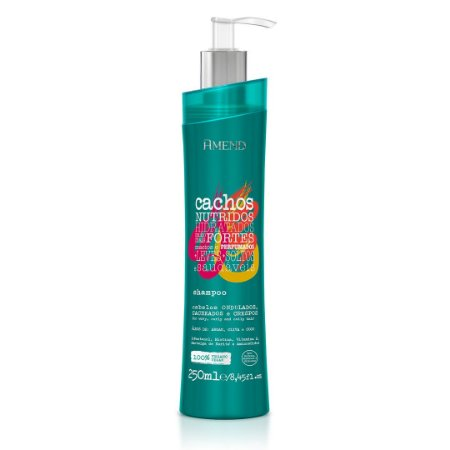 Shampoo Cachos 250ml - Amend