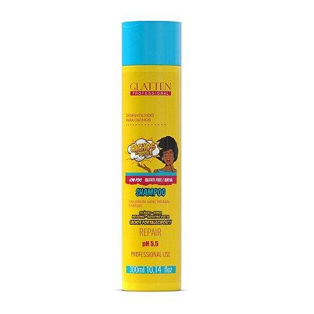 Shampoo Cachos Do Poder 300ml - Glatten