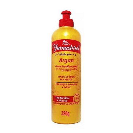 Creme Multifuncional Argan -Yamasterol  320 ml