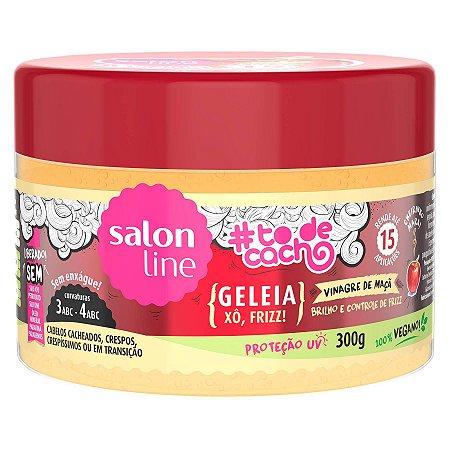 Geleia Vinagre de Maçã - 300g Salon line