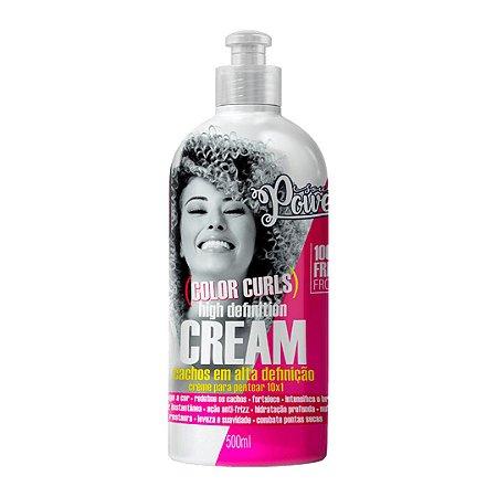 Color Curls High Definition Cream 500ml - Soul Power