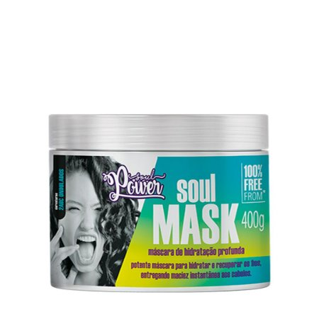 Soul Power - Soul Mask