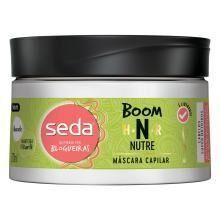 Máscara de Tratamento Seda Boom Nutre