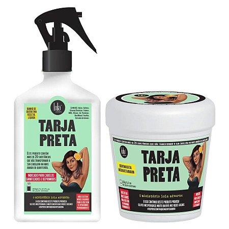 KIT Reconstrutor TARJA PRETA - Lola Cosmetics