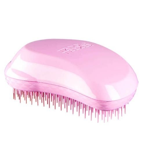 Escova Tangle Teezer antiquebra (cabelos frágeis) THE ORIGINAL PINK