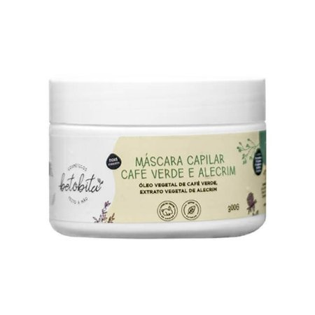 MASCARA CAFE VERDE E ALECRIM-BETOBITA 300ML