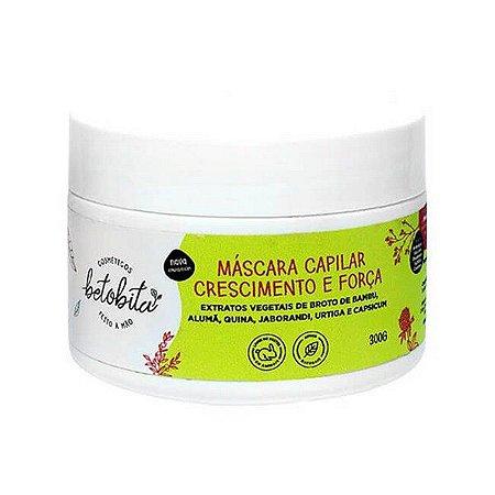 MASCARA CRESCIMENTO E FORCA-BETOBITA 300 G