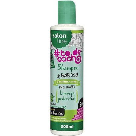 Shampoo Salon Line babosa-Tratamento para Divar  300ml