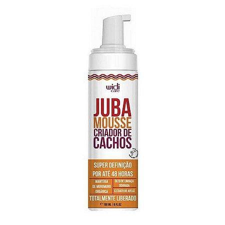 JUBA MOUSSE CRIADOR DE CACHOS - Widi Care 180 ML