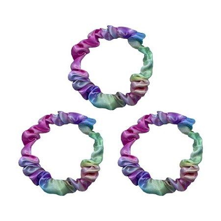 Combo 3 Xuxinhas Anti Frizz Tie Dye - Stuff Soluções Antifrizz
