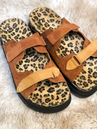 sandália teff | onça