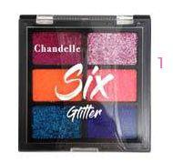 Paleta de Sombras Six Glitter Chandelle