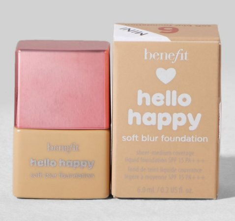 Base Benefit Hello Happy Mini
