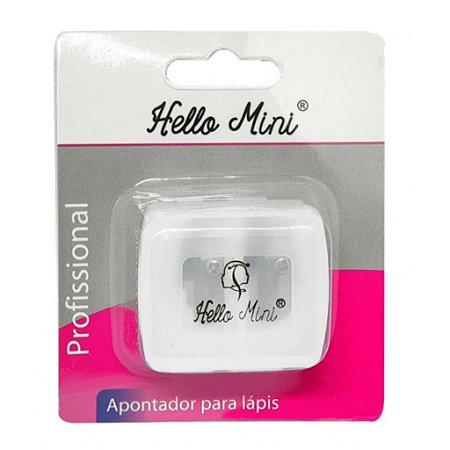 Apontador para Lápis de Maquiagem Hello Mini