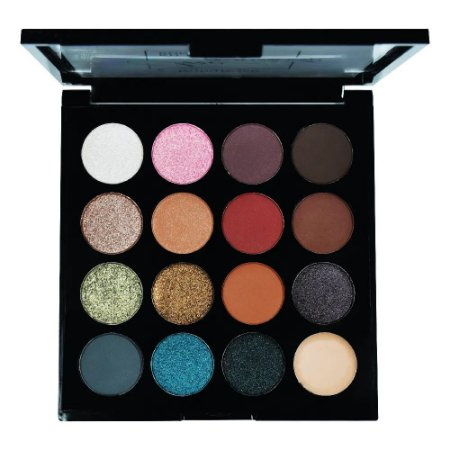 Paleta De Sombras The Hypnotic - Ruby Rose
