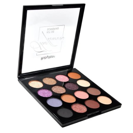 Paleta De Sombras The Flowers Ruby Rose