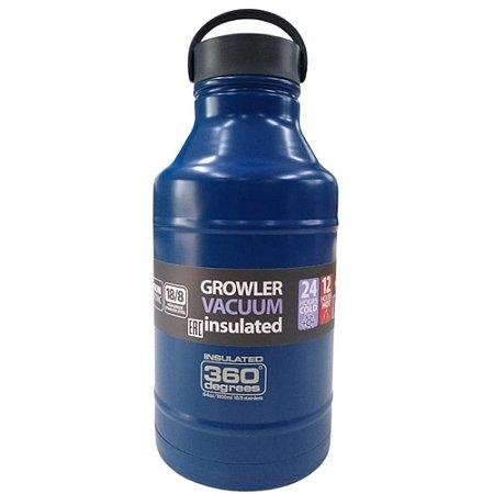 Garrafa Térmica Growler 1,8L Nautika - Azul