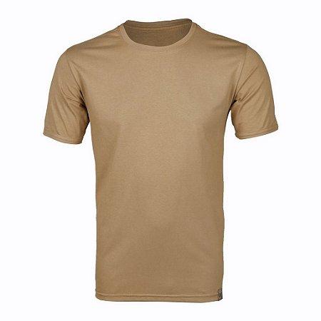 Camiseta Masculina Soldier Bélica - Coyote