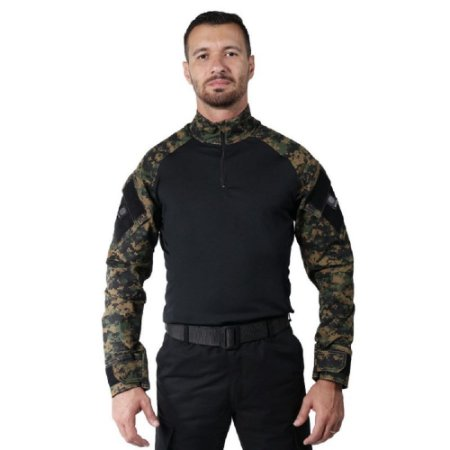 Combat Shirt Bélica Camuflado Marpat
