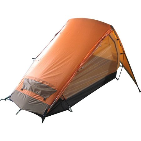 Barraca Técnica Everest 1 Pessoa Ba0100 Laranja Guepardo